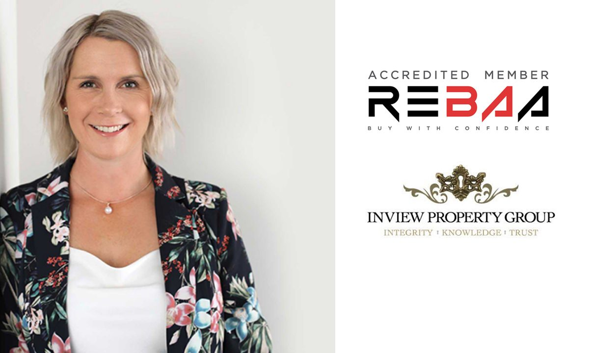 Inview Property Group is now REBAA accredited